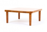 Danish Teak Coffee Table by Glostrup