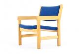 Hans Wegner Beech Chair for Getama