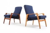 Pair of Fler Armchairs