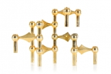 BMF Nagel Gold S22 Candlestick Holders