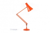 Red Herbert Terry Model 75 Anglepoise Lamp