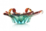 JL Co Murano Twisted Tendrils Centrepiece