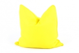 Deluxe 55cm Lightning Yellow Cushion