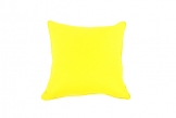 Deluxe 45cm Lightning Yellow Cushion
