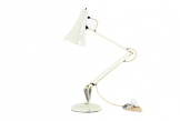 Cream Herbert Terry Model 75 Anglepoise Lamp