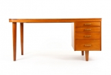 Early Modernist Rimu Desk
