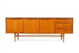 UK Modern Teak Sideboard
